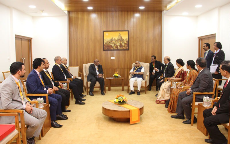 The Sultanate Participates in Vibrant Gujarat Global Summit