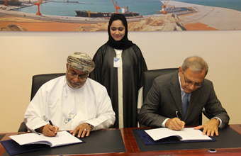 SEZAD Signing for Consultancy Services Construction Supervision of Fishery Port
