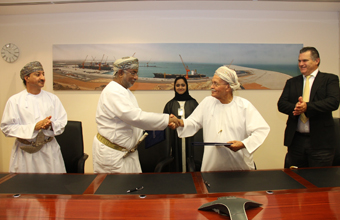 SEZAD signed a second package of Duqm Port