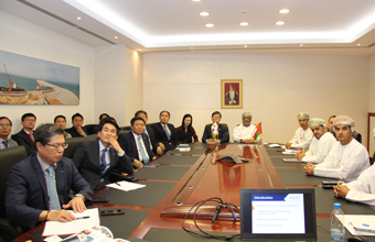 Sultanate And Korea Discuss Cooperation In SEZAD Development