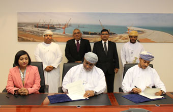 SEZAD SIGNS TWO AGREEMENTS with a budget estimated RO. 48.4 Million
