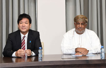 A Japanese Economic Delegation Explores Investment Opportunities in Duqm