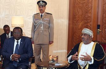 هيئة المنطقة الاقتصادية الخاصة بالدقم تقدم عرضا مرئيا أمام رئيس وزراء تنزانيا