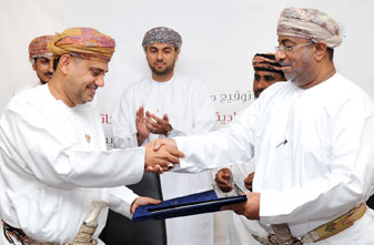 Takatuf And Sezad Sign Mou To Establish A Programme For The Development Of Human Resources In Duqm