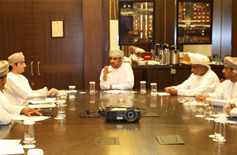 Local Community Development Committee in Duqm Meets