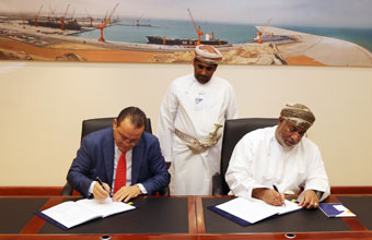 SEZAD Signs Government Dock Infrastructure Agreement of at Duqm Port