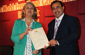 World Free Zone Convention Grants SEZAD Website Award