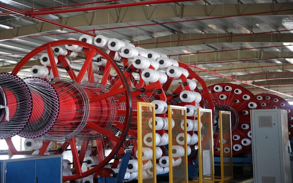 Duqm Hongtong Piping Factory opens on October 25