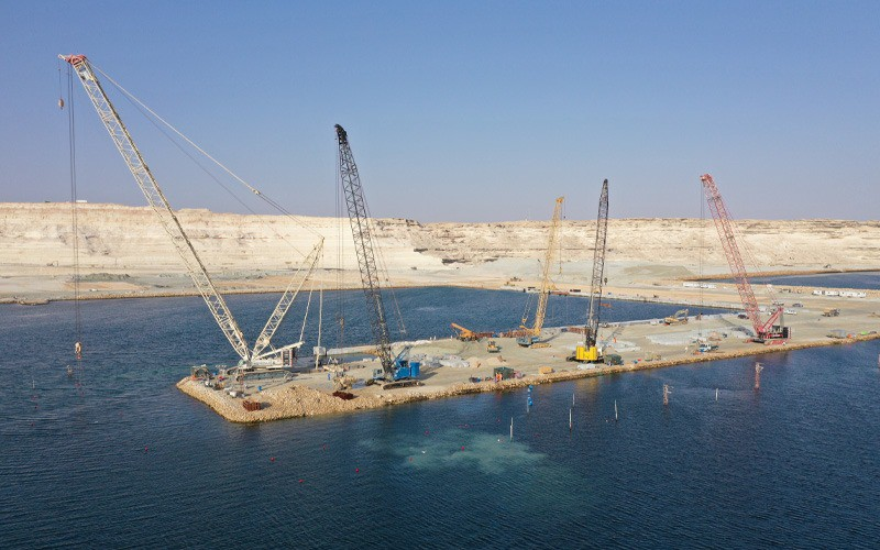 OPAZ  Announces Awarding the Bidding for the Development, Management and Operation of the Fishing Port at Duqm