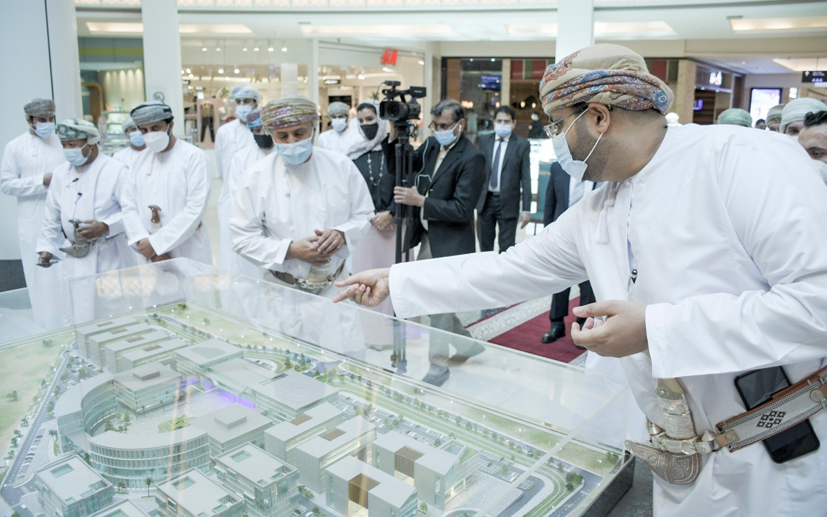 Launch of the First Phase of Maysan-Square Duqm