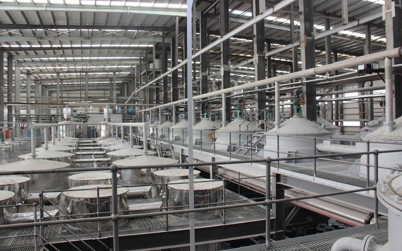 مصفاة سيباسك عمان تدخل مرحلة الإنتاج بعد إنجاز الاختبارات الأولية