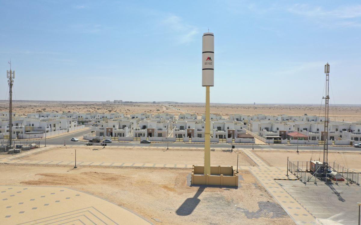 SEZAD backs telecommunication network with 13 new towers