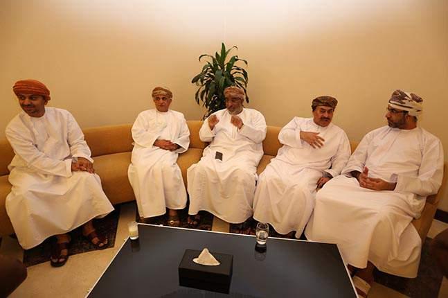 GCC Symposium Dinner