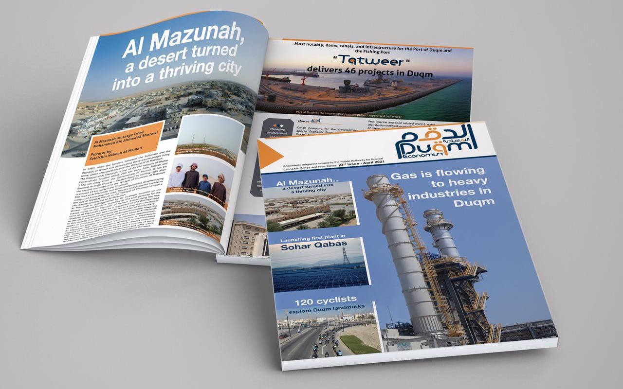 SEZAD Quarterly Magazine Issue 23